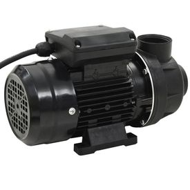 vidaXL Pompă pentru piscină, negru, 0,25 CP 7500 L / h