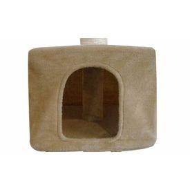 Ansamblu din sisal pentru pisici 184 cm, Bej