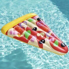 Bestway Șezlong plutitor gonflabil Pizza Party, 188 x 130 cm