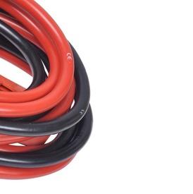 Cablu de pornire mașină, 2 buc, 750 A