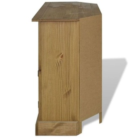 Comodă stil mexican Corona din lemn de pin 80 x 43 x 78 cm