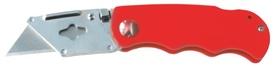 Cutter  Aluminiu Tip Briceag cu 6 rezerve 61x33x0.5mm - 652019