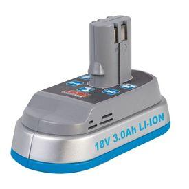 FERM Baterie FPB-1800L, 18 V Li-Ion, plastic, CDA1051