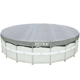 Intex Prelată piscină Deluxe, 488 cm, rotund, 28040