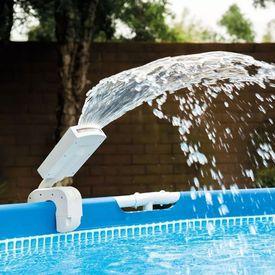 Intex Pulverizator cu LED pentru piscină, PP, 28089