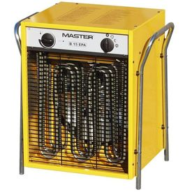 Master radiator electric cu ventilator, 1700 m³/h, B15EPB
