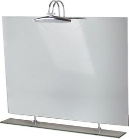 Oglinda cu Etajera si 1 Spot / H[mm]: 600; B[mm]: 800