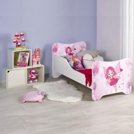 Pat pentru copii zana HM Happy Fairy