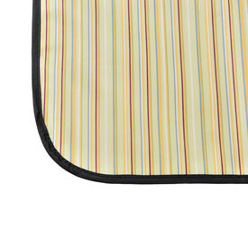 Patura picnic - galben in dungi ; masura: 200 x 190 cm