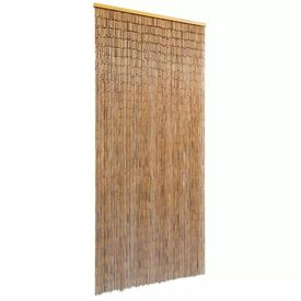 Perdea de ușă bambus 90x200 cm