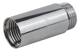 Prelungitor cromat 1/2 - 30mm - 670104
