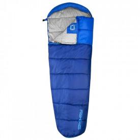 Sac de dormit 3 sezoane Spokey Nordic 350, albastru