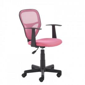 Scaun birou copii HM Spiker roz