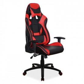 Scaun gaming SL Supra negru - rosu