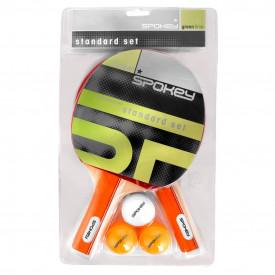 Set tenis de masa cu palete si mingi Spokey Standard