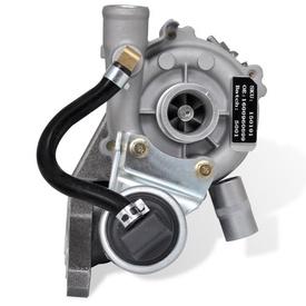Turbo-compresor pentru Smart
