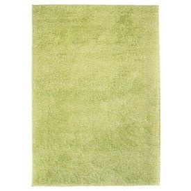 vidaXL Covor cu fir lung, 140 x 200 cm, verde