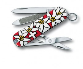 Briceag Victorinox Classic Edelweiss - 0.6203.840