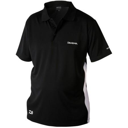Tricou Daiwa Polo, Culoare Negru