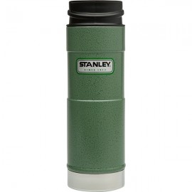 Poze Cana Stanley Classic One Hand Vacuum, Hammertone Green 0.47LL - 10-01394-013