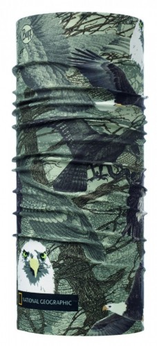 Poze Bandana Original BUFF® NATIONAL GEOGRAPHIC EAGLES MOSS - 115407.312.10.00 Save Bandana Original BUFF® NATIONAL GEOGRAPHIC EAGLES MOSS - 115407.312.10.00