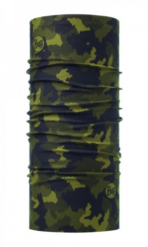 Bandana Original Buff New HUNTER MILITARY - 117962.846.10.00