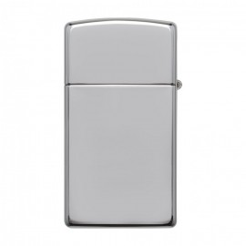 Poze Bricheta Zippo High Polish Chrome Slim - 1610