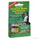 Flacoane pentru purificarea apei in 2 pasi Coghlans - C9586