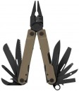 CLESTE MULTIFUNCTIONAL LEATHERMAN REBAR® COYOTE TAN LIMITED