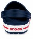 Papuci Crocs Crocband Navy