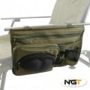 Borseta NGT pentru pat/scaun 29x14cm