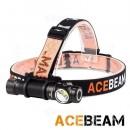 Lanterna profesionala pentru cap ACEBEAM H15 - 2500 LUMENI