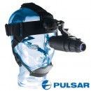 Night Vision Pulsar Scope Challenger GS 1x20 Head Mount Kit