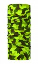 Bandana Original Buff New Block Camo Green - 117949.845.10.00