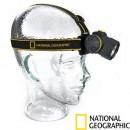 Lanterna pentru cap LED National Geographic