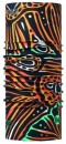 Bandana High UV BUFF® BUG SLINGER REDFISH TAILS - 115038.555.10.AN