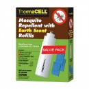 Kit Refill E4 EarthScent Pentru Dispozitivele Antitantari Thermacell