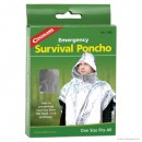 Pelerina pentru retentia caldurii Coghlan's Emergency Survival Poncho - C1390