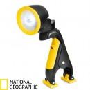 Lanterna National Geographic cu clips de prindere 3xAAA - 9082100