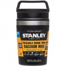 Cana termoizolanta Stanley Adventure Matte Black 230ml - 10-02887-004