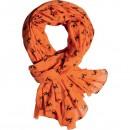 Esarfa Verney-Carron Cheche Orange
