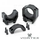 Set inele din aluminiu pentru luneta de 30 mm Vortex PMR-30-126