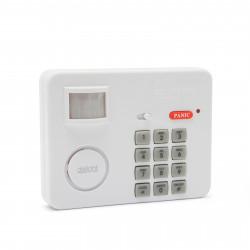 Alarma cu senzor de miscare cu protectie cu cod PIN