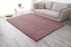 Covor shaggy soft blanita 50x90 cm