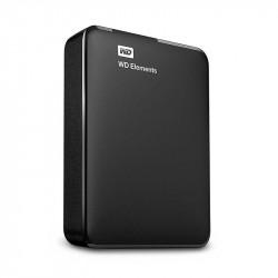 Hard disk extern WD Elements Portable 4TB 2.5 inch USB 3.0 Black