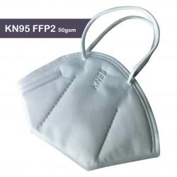 MASCA DE PROTECTIE FACIALA KN95 - 5BUC