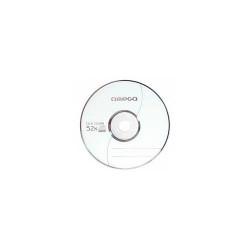 OMEGA CD-R 700MB PRINTABLE 52X SLIM CASE*10