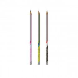 Set Creioane Grafit My.Pen Herlitz, 3 Bucati/Set