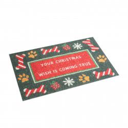 """Ștecher de Crăciun - """"Dorința ta de Crăciun se împlinește"""" - 60 x 40 cm"""
