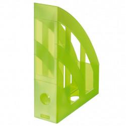 Suport dosare Herlitz, plastic, Verde